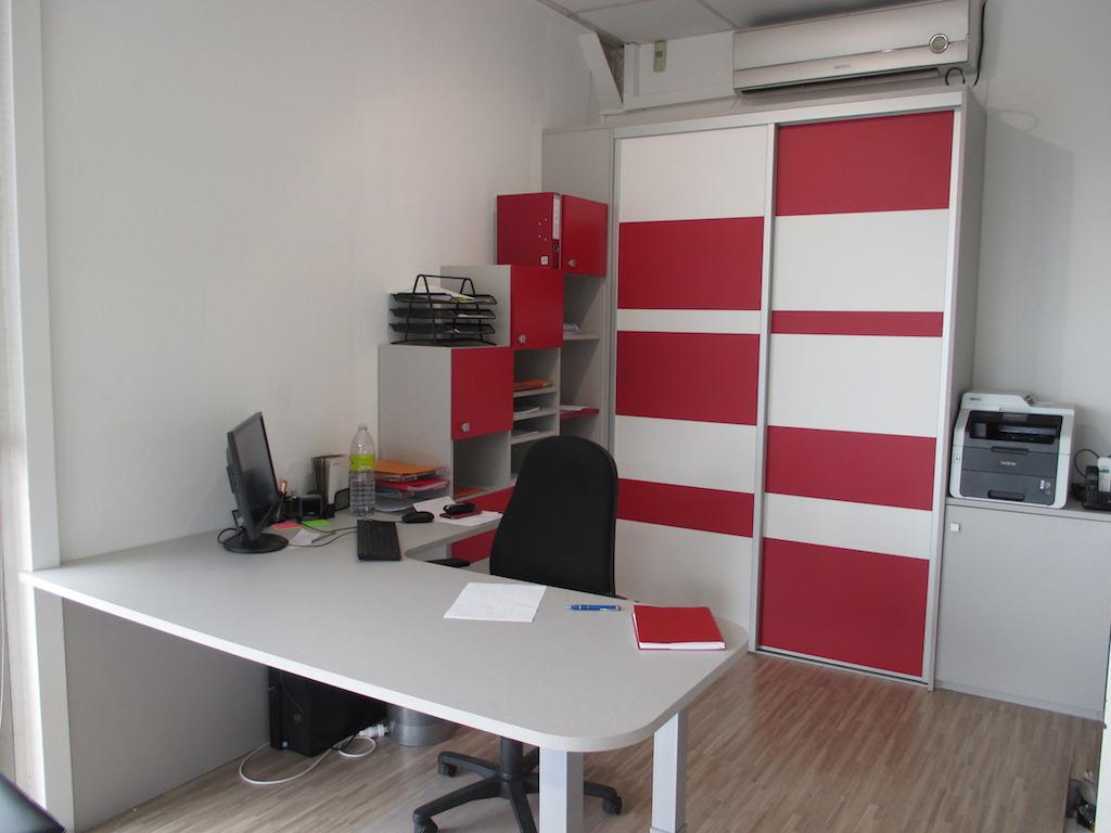 Bureau de notre showroom