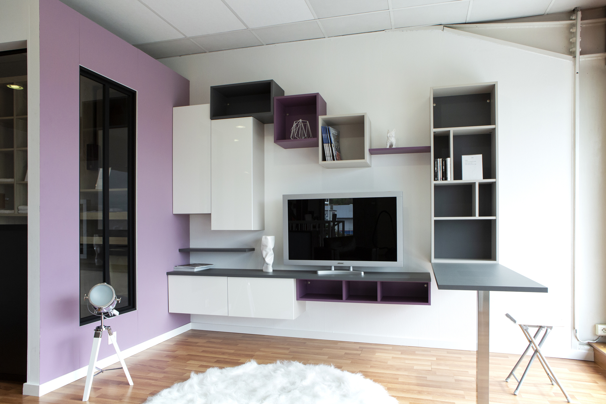 Conception Et Pose D Amenagement Interieur Sur Mesure